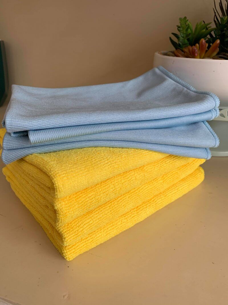 Cleaning Cloth Pack