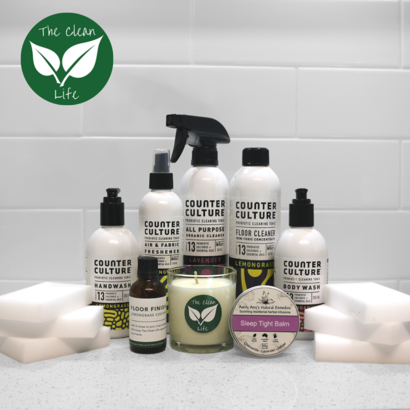 The Clean Life Product Kit
