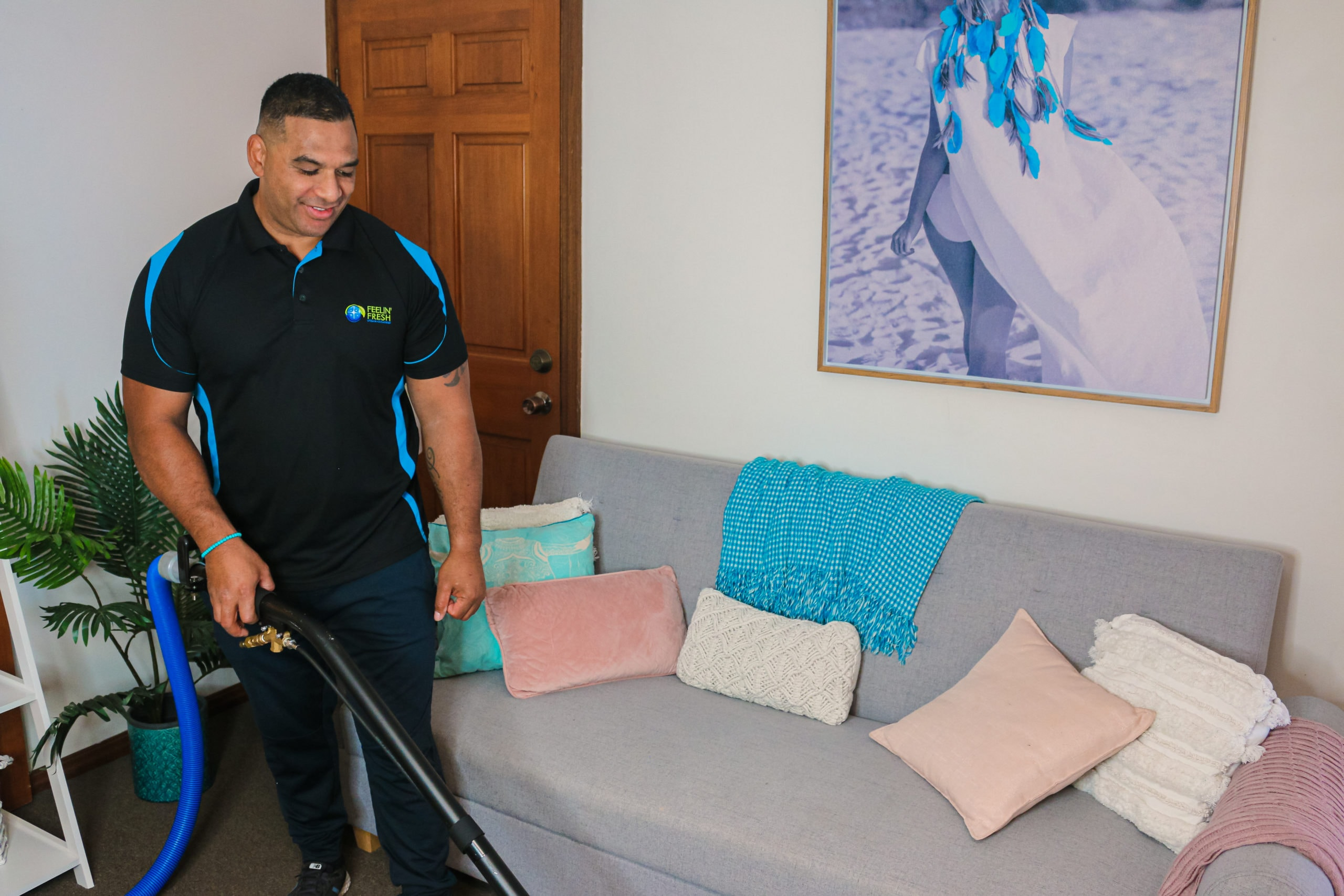 Feelin' Fresh Carpet and Couch Cleaning