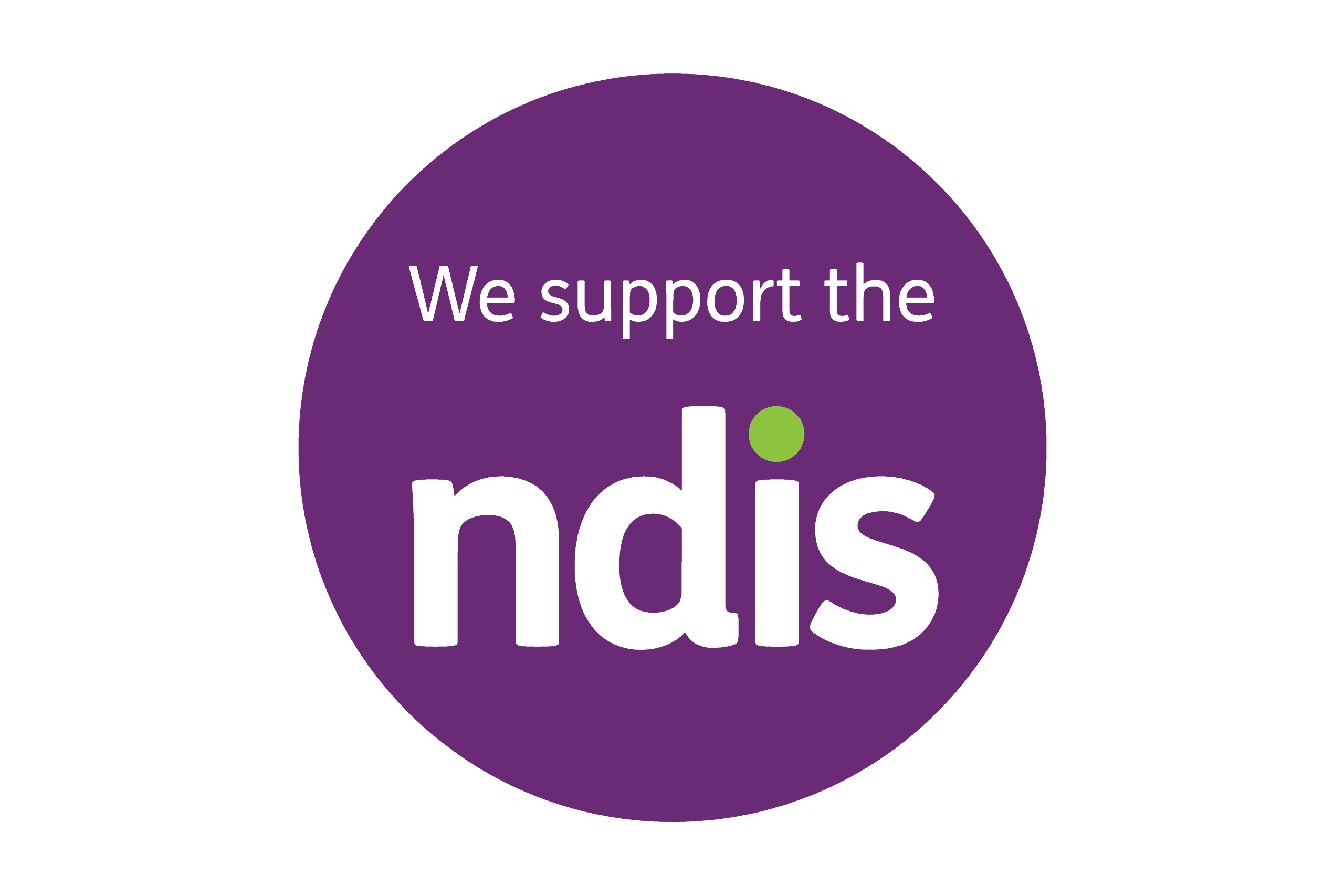 We Support the NDIS v1 The Clean Life